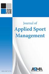 Sport management journals