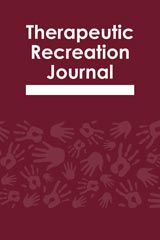 Therapeutic Recreation Journal
