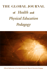 Global Journal of Health and Physical Education Pedagogy Cover